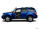 2011 Ford Escape XLT I4, driver's side profile with drivers side door open.