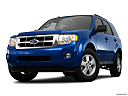 2011 Ford Escape XLT I4, front angle view, low wide perspective.