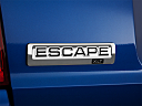2011 Ford Escape XLT I4, rear model badge/emblem