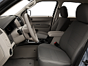 2011 Ford Escape XLS I4, front seats from drivers side.