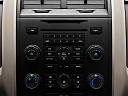 2011 Ford Escape XLS I4, closeup of radio head unit