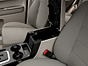 2011 Ford Escape XLS I4, front center divider.