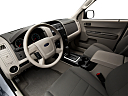 2011 Ford Escape XLS I4, interior hero (driver's side).
