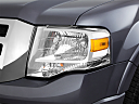 2011 Ford Expedition XLT, drivers side headlight.