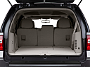 2011 Ford Expedition XLT, trunk open.