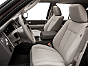2011 Ford Expedition XLT, front seats from drivers side.