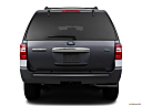 2011 Ford Expedition XLT, low/wide rear.
