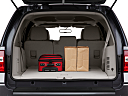 2011 Ford Expedition XLT, trunk props.