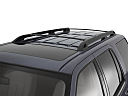 2011 Ford Expedition XLT, roof rack props.