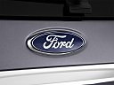 2011 Ford Expedition XLT, rear manufacture badge/emblem