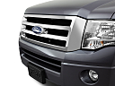 2011 Ford Expedition XLT, close up of grill.