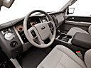 2011 Ford Expedition XLT, interior hero (driver's side).