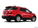 2011 Ford Explorer XLT, low/wide rear 5/8.