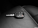 2011 Ford Explorer XLT, key fob on driver's seat.