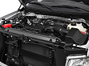 2011 Ford F-150 Lariat, engine.