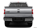 2011 Ford F-150 Lariat, low/wide rear.