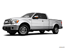 2011 Ford F-150 Lariat, low/wide front 5/8.