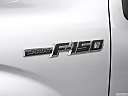 2011 Ford F-150 Lariat, rear model badge/emblem