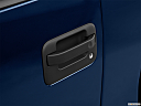 2011 Ford F-150 XL, drivers side door handle.