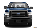 2011 Ford F-150 XL, low/wide front.