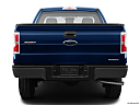 2011 Ford F-150 XL, low/wide rear.