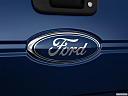 2011 Ford F-150 XL, rear manufacture badge/emblem