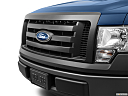 2011 Ford F-150 XL, close up of grill.