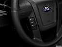 2011 Ford F-150 XL, steering wheel controls (left side)