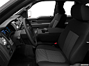 2011 Ford F-150 XLT, front seats from drivers side.