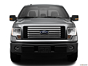 2011 Ford F-150 XLT, low/wide front.