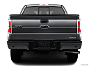 2011 Ford F-150 XLT, low/wide rear.