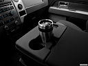 2011 Ford F-150 XLT, cup holder prop (primary).