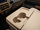 2011 Ford F-150 Lariat, cup holders.