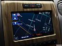 2011 Ford F-150 Lariat, driver position view of navigation system.