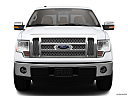 2011 Ford F-150 Lariat, low/wide front.