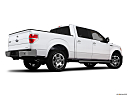 2011 Ford F-150 Lariat, low/wide rear 5/8.