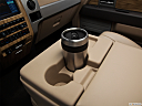 2011 Ford F-150 Lariat, cup holder prop (primary).