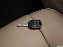 2011 Ford F-150 Lariat, key fob on driver's seat.