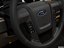 2011 Ford F-150 Lariat, steering wheel controls (left side)