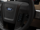 2011 Ford F-150 Lariat, steering wheel controls (right side)