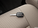 2011 Ford F-150 XLT, key fob on driver's seat.