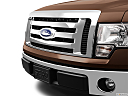2011 Ford F-150 XLT, close up of grill.