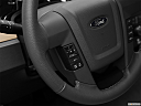 2011 Ford F-150 XLT, steering wheel controls (left side)