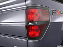 2011 Ford F-150 FX4, passenger side taillight.