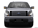 2011 Ford F-150 FX4, low/wide front.