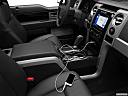 2011 Ford F-150 FX4, zune and auxiliary jack