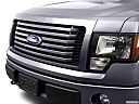 2011 Ford F-150 FX4, close up of grill.
