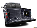 2011 Ford F-150 FX4, truck bed.