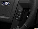2011 Ford F-150 FX4, steering wheel controls (right side)