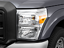 2011 Ford F-250 SD XL, drivers side headlight.
